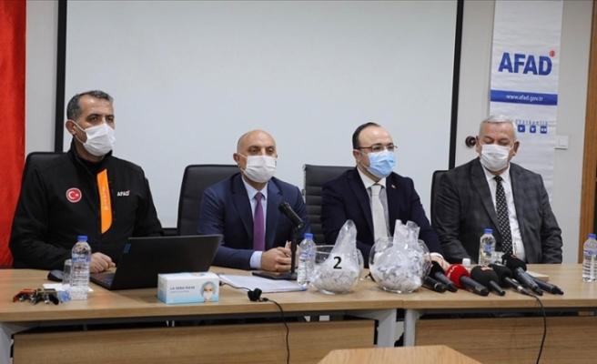 Elazığ'da 676 konut için kura çekimi yapıldı