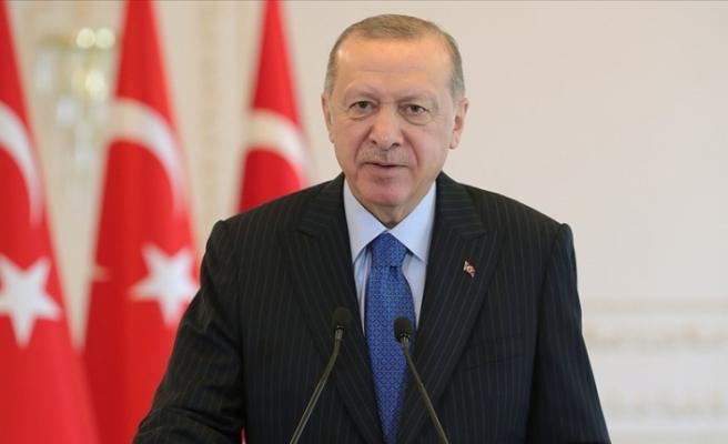 Cumhurbaşkanı Erdoğan 5 üniversiteye rektör atadı