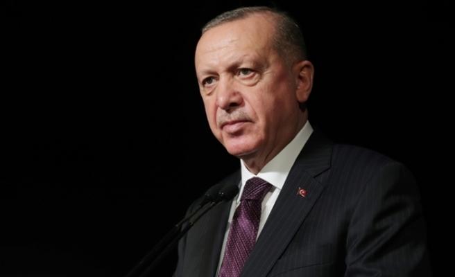 Erdoğan Türk dünyasından liderlerle  telefonda görüşerek yeni yıl tebriğinde bulundu
