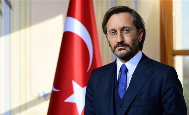 İletişim Başkanı Fahrettin Altun'dan başörtüsü düşmanlarına cevap