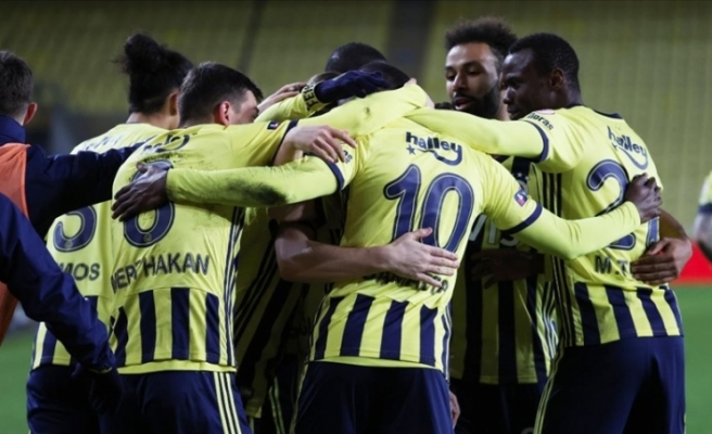 Fenerbahçe suskun golcüsüyle kazandı: 1-0