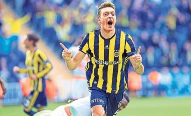 Fenerbahçe'ye Mesut Özil piyangosu: Kasayı dolduracak