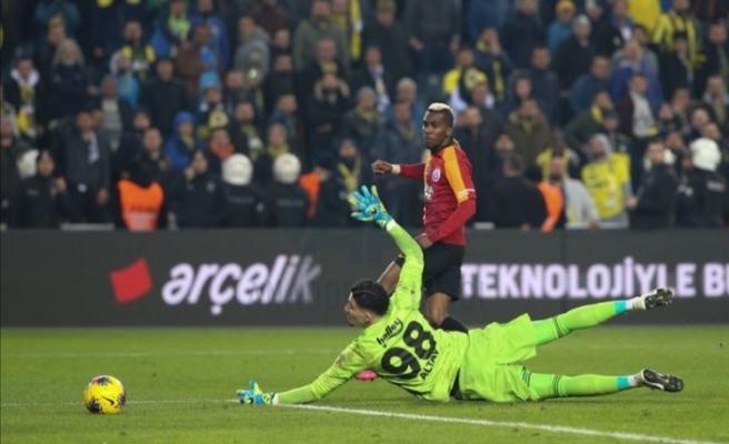 Galatasaray'dan bir imza daha: Onyekuru Galatasaray'da
