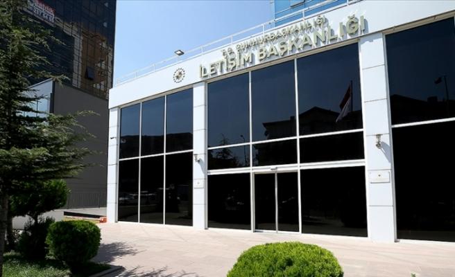 İletişim Başkanlığından CHP'nin 'garip' iddiasına yalanlama