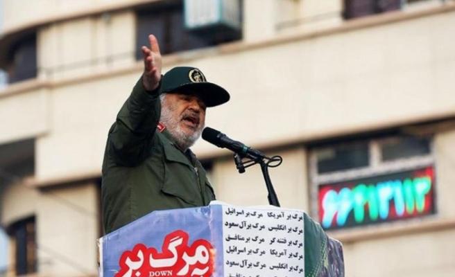 İranlı komutandan tartışmalı bölgeye kritik ziyaret!