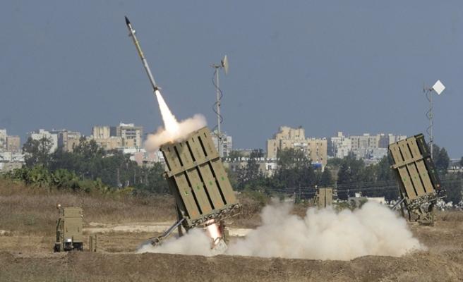 İsrail basınından 'ABD aldığı Demir Kubbe sistemlerini Körfez'e kuracak' iddiası