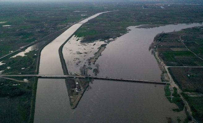 Kanal Edirne Projesiyle Meriç Nehri taşmıyor