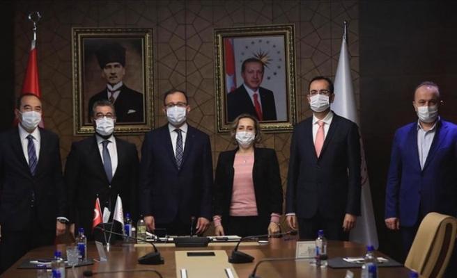 Bakan Kasapoğlu: Atatürk Olimpiyat Stadı için 200 milyon lira harcandı