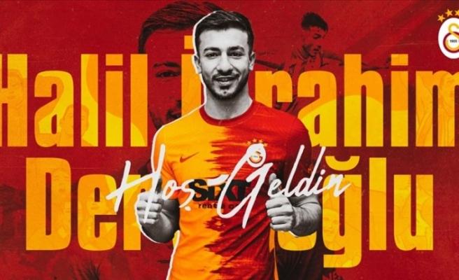 Halil Dervişoğlu Galatasaray'la sözleşme imzaladı