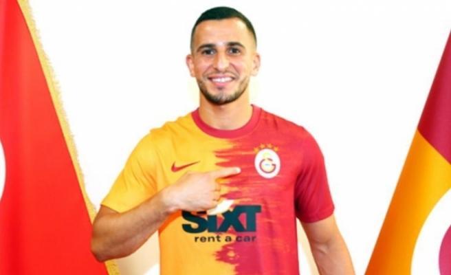 Galatasaraylı Omar Elabdellaoui'den Türk halkına teşekkür