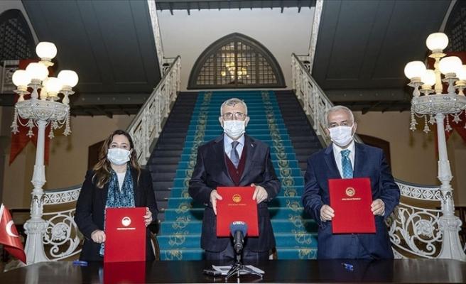 Restorasyon yakında: Sağlık Bilimleri Üniversitesi ile Kültür ve Turizm Bakanlığı protokol imzaladı