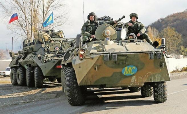 Rusya anlaşmayı ihlal etti: 5 bin personelle Karabağ'a yerleşti