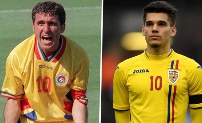 Hagi'nin oğlu İanis için Süper Lig ekibi devrede
