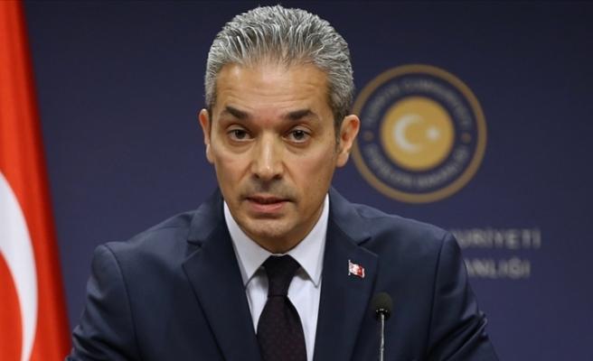 Türkiye'den kara suları açıklaması: Ege Denizi'ni etkilememektedir