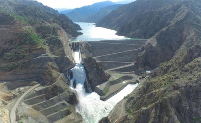 HES barajlarıyla Doğu Anadolu'ya enerji akmaya devam edecek