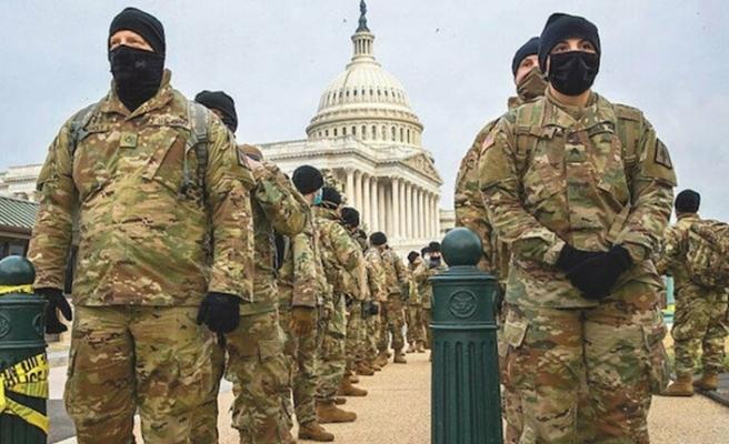 Washington DC'de acil durum: 15 bin asker hazır bekletiliyor