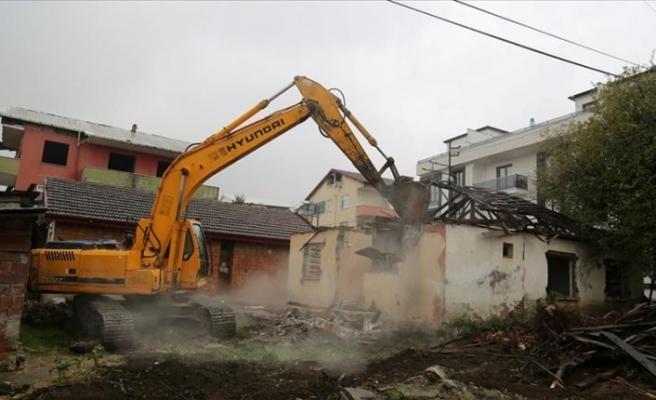 Valilik  26 bina için yıkım talimatı verdi
