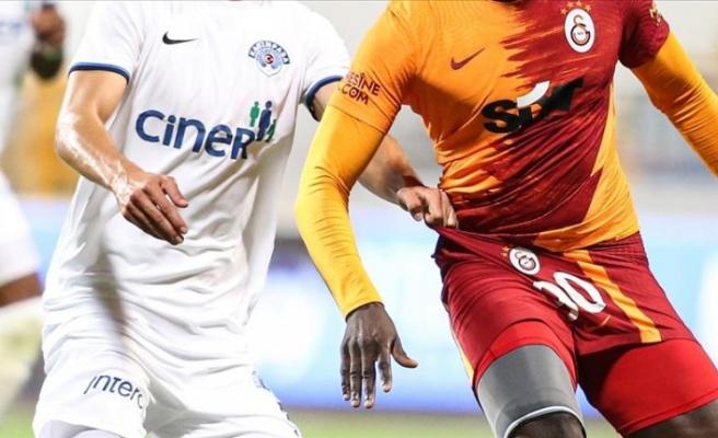 Galatasaray Süper Lig'de Kasımpaşa'yı ağırlayacak
