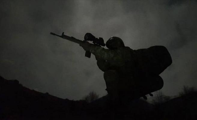 Mehmetçik göz açtırmıyor: 3 terörist öldürüldü