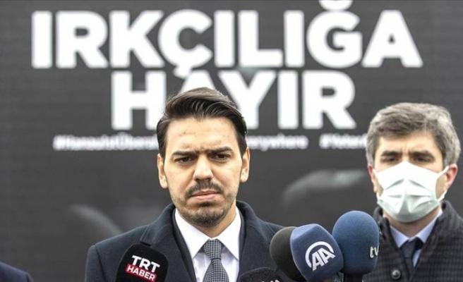 YTB Başkanı Abdullah Eren: Irkçılığa yeter artık