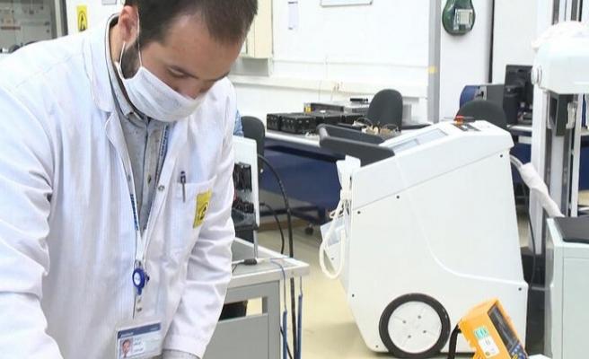 ASELSAN'dan sağlık sektörüne destek: X-Işını Cihazı CE belgesi alındı