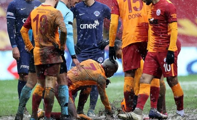 Galatasaray o kareyi Florya Metin Oktay Tesisleri'ne asacak