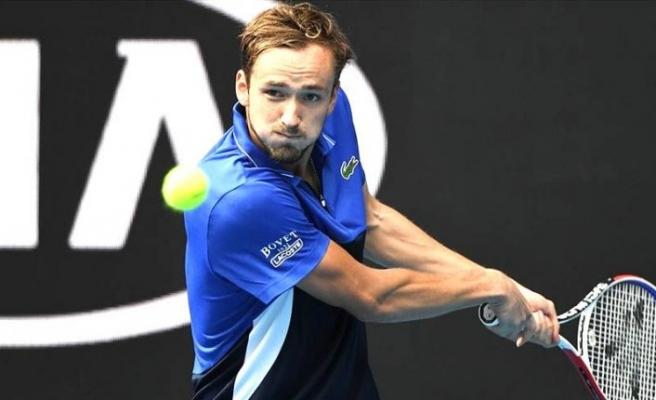 Avustralya Açık'ta Djokovic'in finaldeki rakibi Medvedev
