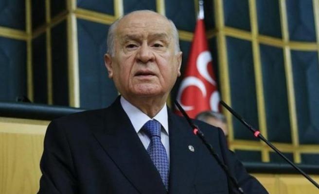 Bahçeli'den sert açıklama: PKK'nın sonu göründü