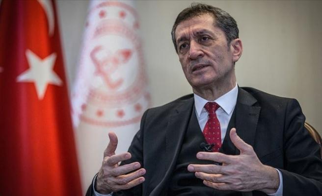 Bakan Ziya Selçuk duyurdu: 'Seyyah' tasarısı hazır