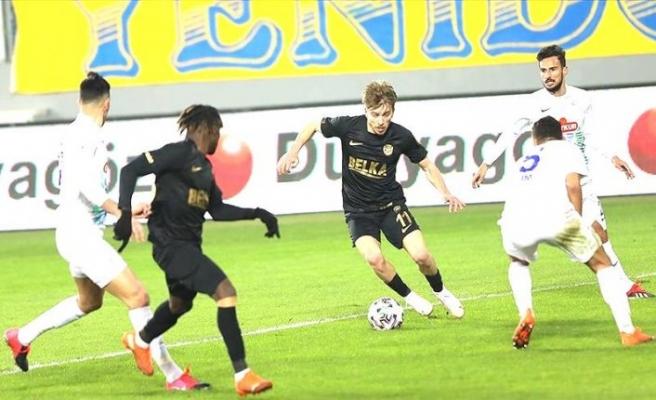Ankaragücü 1-1 Çaykur Rizespor