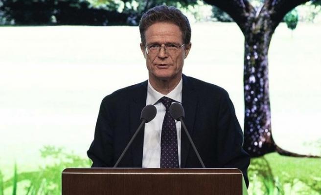 Büyükelçi Meyer-Landrut'tan iklim değişikliği için küresel iş birliği çağrısı