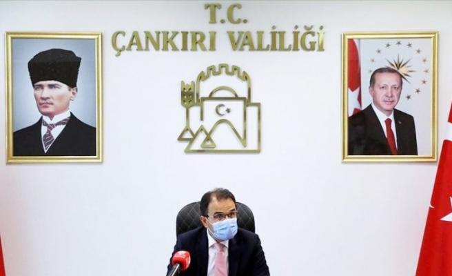 Çankırı Valisi Ayaz'dan çocuğa şiddet açıklaması