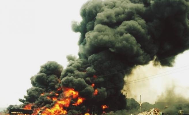 Nijerya'da çocukların bulduğu patlayıcı infilak etti: 7 ölü