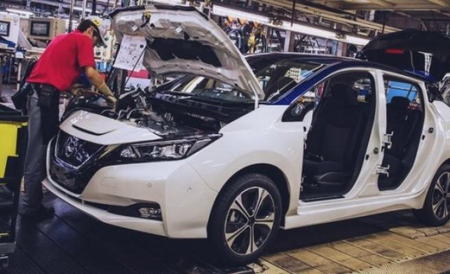 Nissan 7,3'lük depremin ardından üretimleri durdurdu
