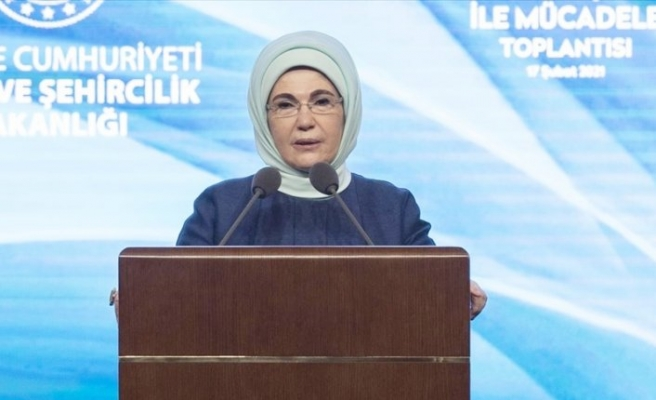 Emine Erdoğan: Unutmayalım, değişim bireyden başlar
