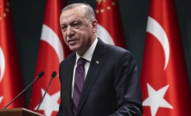 Cumhurbaşkanlığı Kabine toplantısı sona erdi: Erdoğan'dan önemli açıklamalar