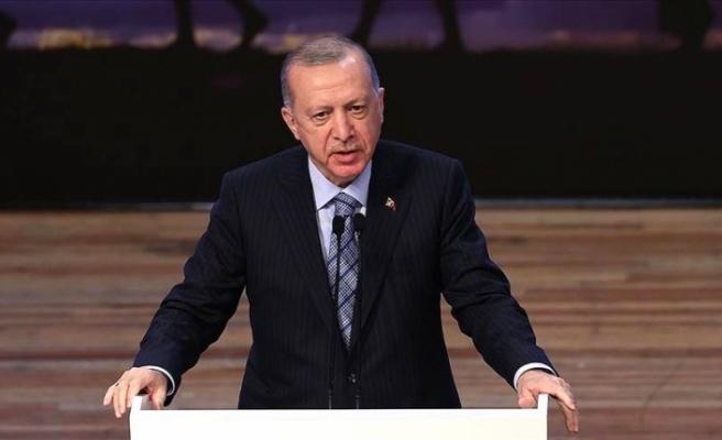 Cumhurbaşkanı Erdoğan Göç Konferansı'nda önemli mesajlar verdi