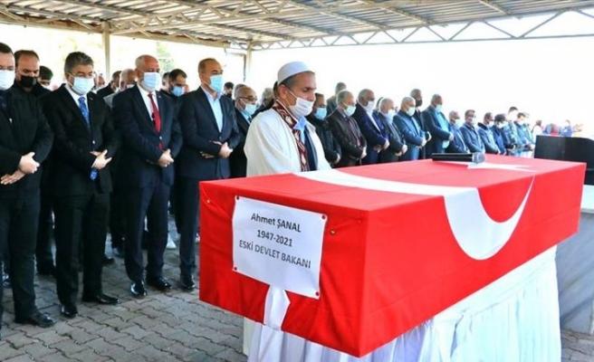 Ahmet Şanal Osmaniye'de toprağa verildi