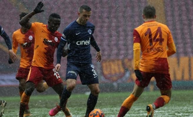 Galatasaray: 2 - Kasımpaşa: 1