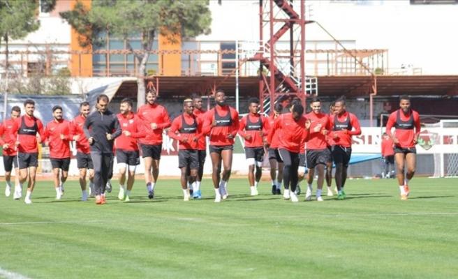 Hatayspor, Lig'in 26. haftasında deplasmanında puan arayacak