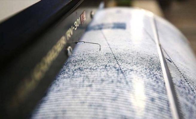 İran 5,6'lık depremle sarsıldı