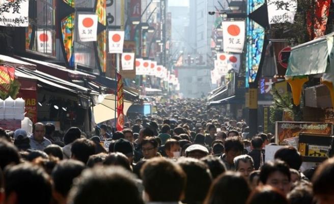 Japonya tarihin en büyük ikinci büyük ekonomik daralmasını yaşıyor