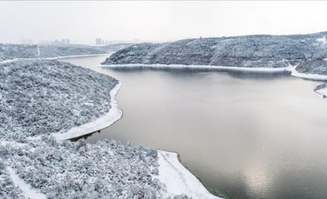 Kar yağışı etkisini gösterdi: Barajlardan güzel haber