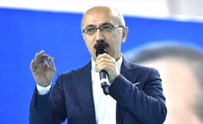 Bakan Elvan'dan CHP'ye Berat Albayrak tepkisi