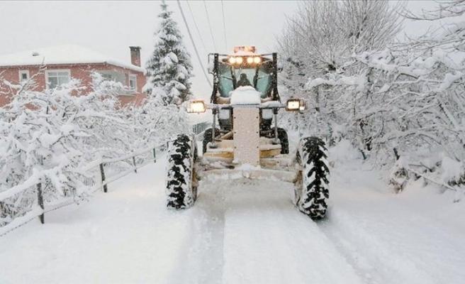 Ülke genelinde sağanak, karla karışık yağmur ve kar bekleniyor