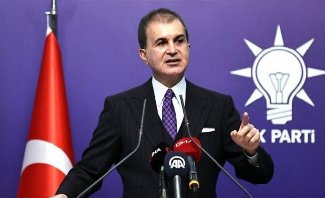 AK Parti Sözcüsü Ömer Çelik'ten CHP'ye Gara tepkisi