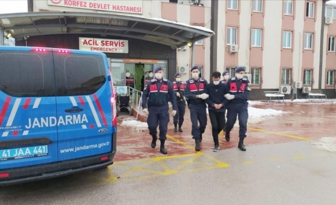 Gara ve Hakurk'ta faaliyet  gösteren bombacı yakalandı