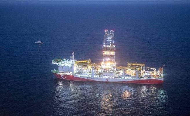 Doğal gaz denizin altından Filyos'a ulaştırılacak