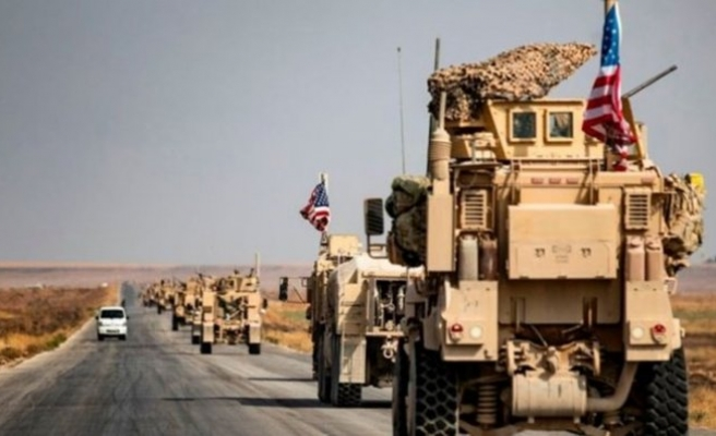 ABD, Dedeağaç'a binlerce askeri araç getiriyor