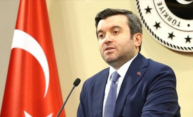 Bakan Yardımcısı Kıran Birleşmiş Milletler İnsan Hakları Konseyine konuştu